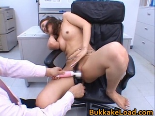 Aya Matsuki sexy Kinky Asian Doll enjoys